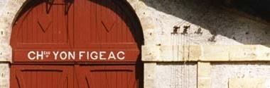 Chateau Yon Figeac [2003], [2003] AOC Saint-Emilion Grand Cru Classe  (special class), heavy bottles Chateau Yon Figeac AOC Saint Emilion Grand  Cru