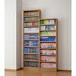 すきま対応・本棚