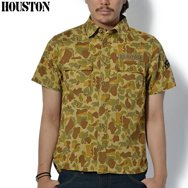 cc5a5504a383 WAIPER RAKUTENICHIBATEN: ROTHCO Rothko SOLID COLOR Army Shirt: Military  Select Shop WAIPER: HOUSTON Houston 40019 Filled