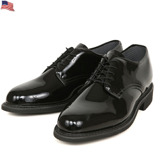 Glossy Black Shoes