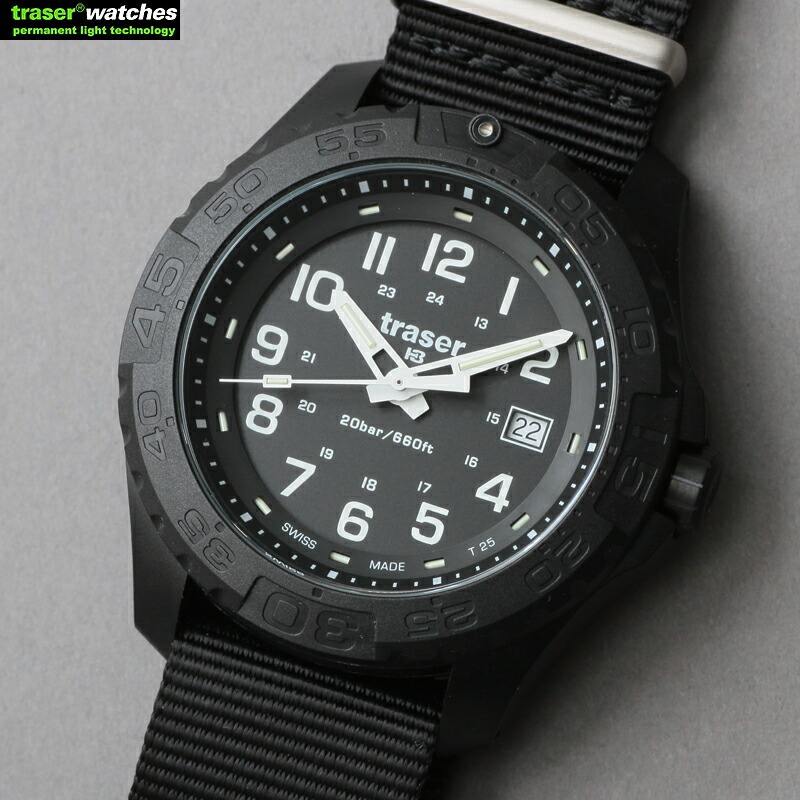 Military Select Shop Wip Traser Tracer Watch Outdoor