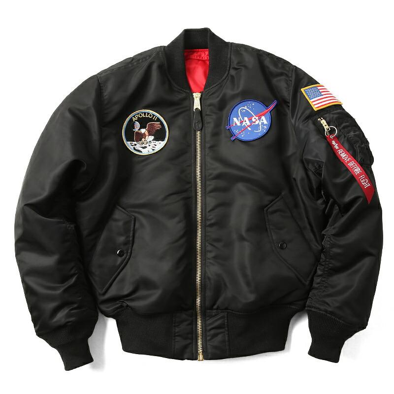 nasa apollo flight jacket - photo #13