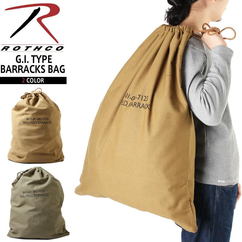 Product Name Rothco Rothko G I Type Barracks Bag