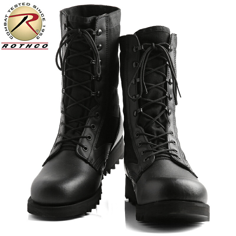 Military select shop WAIPER  ROTHCO Rosco G.I.TYPE ripple sole ... e6bbb51cadc