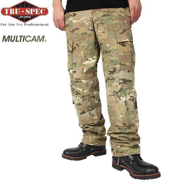 Tru-Spec 1299 Tactical Response Uniform Pants Multicam