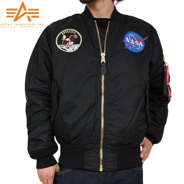 NASA Apollo Mission Flight Jacket - Pics about space