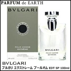 ブルガリ BVLGARI <BR>エクストリーム プールオム <BR>EDT SP 100ml