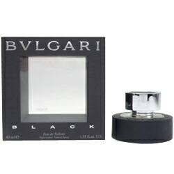 ブルガリ BVLGARI <BR>ブラック <BR>EDT SP 40ml