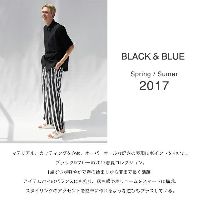 BLACK & BLUE(ブラックアンドブルー)