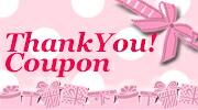 Thankyouクーポン・キャンペーン!