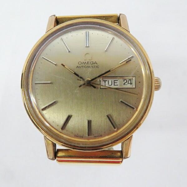 5f343cc866 オメガ オートマチック デイデイト ゴールド 時計 腕時計 メンズ ☆送料無料☆【】【】 ブランド時計
