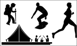 『キャンプ・その他のスポーツ』