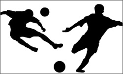 『サッカー』