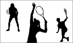 『テニス』