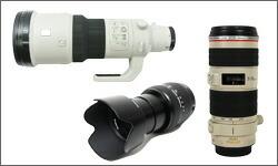 『カメラ用レンズ』