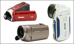 『ビデオカメラ』