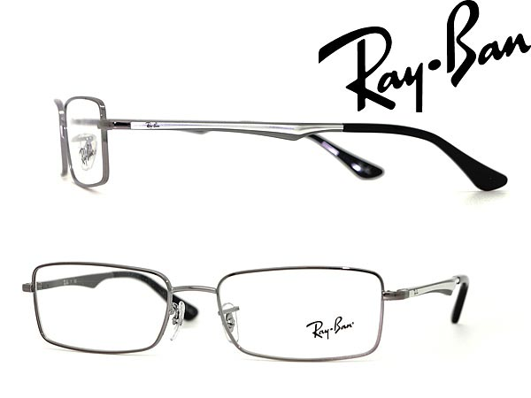 woodnet | Rakuten Global Market: Glasses Ray-Ban silver x silver ...