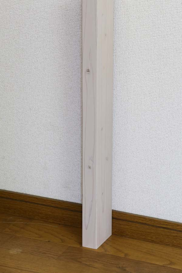 壁面収納 ディアウォール labrico ラブリコアジャスター 2×4 ツーバイフォー