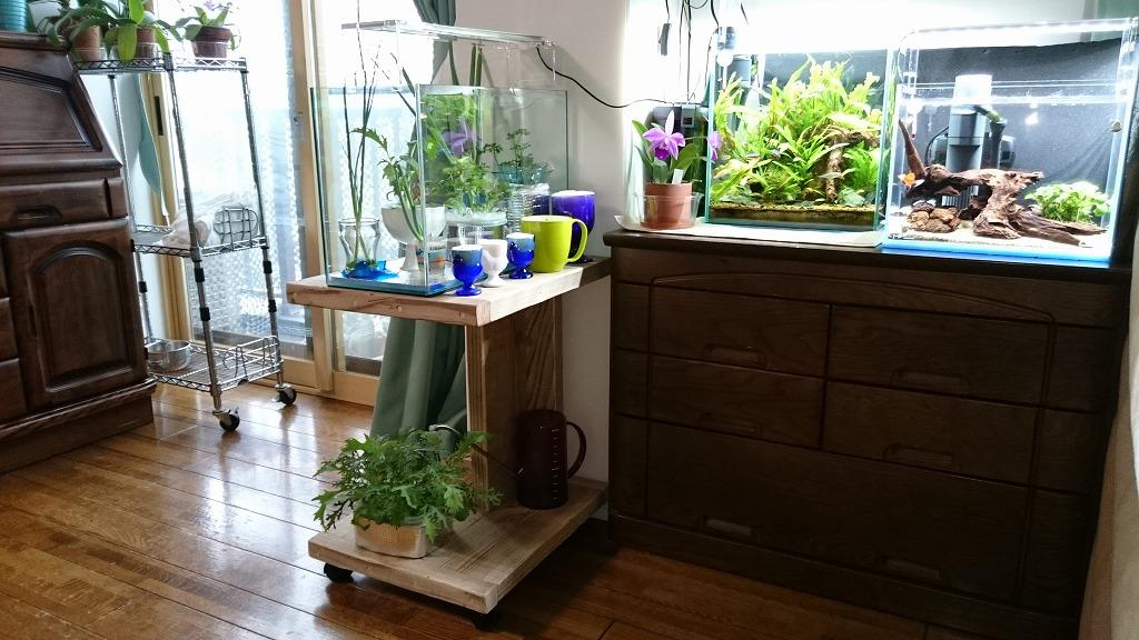 OLD ASHIBAソファ用サイドテーブル