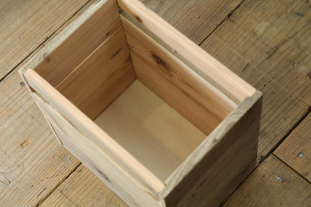 格子ラック用ボックス