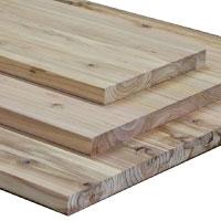 幅はぎ 国産 杉 集成材 棚板 天板 オーダー カット