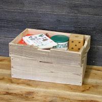 ボックス 箱 box 浅 深 無垢 木製 ハンドメイド 国産
