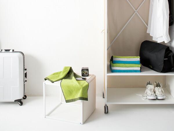 北欧デザインと日本品質のコラボ。innovator×今治タオル