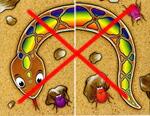 カードゲーム虹色のへび