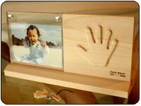 天使の手形