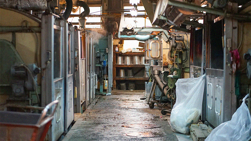 SOLAMONAT 生産工場8
