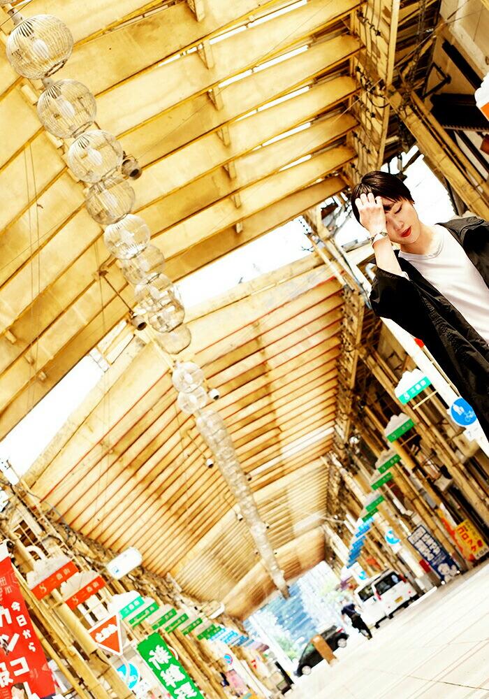 八島商店街