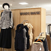 WOODY HOUSE 舞鶴本店
