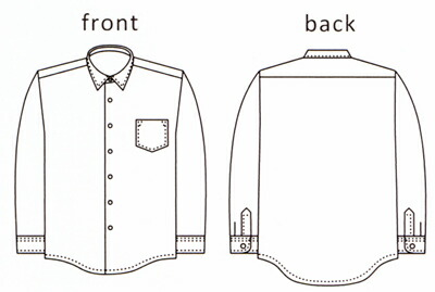 Working Student Clothing Latest NANOTEC Material Long Sleeve Shirt Made In Japans Finest Brand Fabric Use School T Shirts