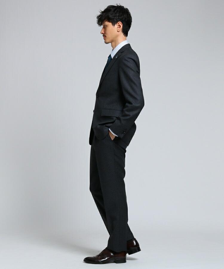 BR070(タケオキクチ)通販 【PNJ】番千鳥 2Bスーツ[ メンズ スーツ ]