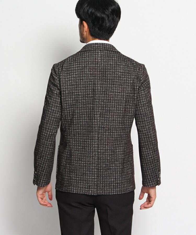 BR082(アダバット(メンズ))通販|ドンディ社ウールジャージジャケット