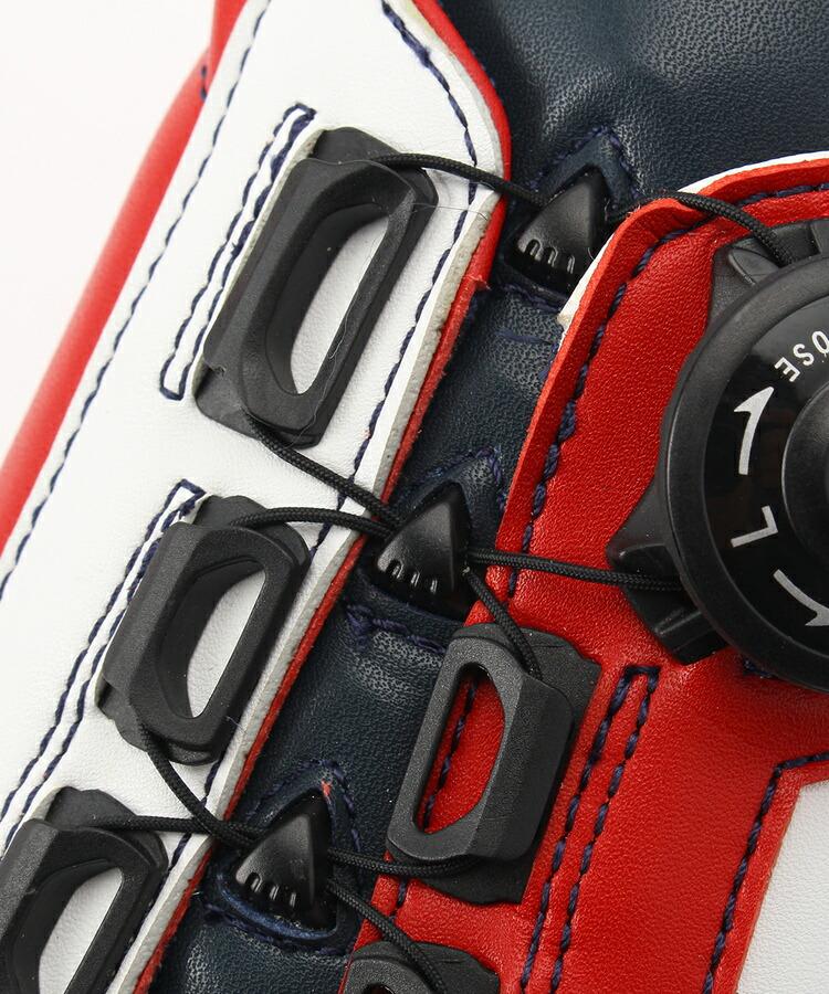 BR082(アダバット(メンズ))通販|配色スパイクレスシューズ