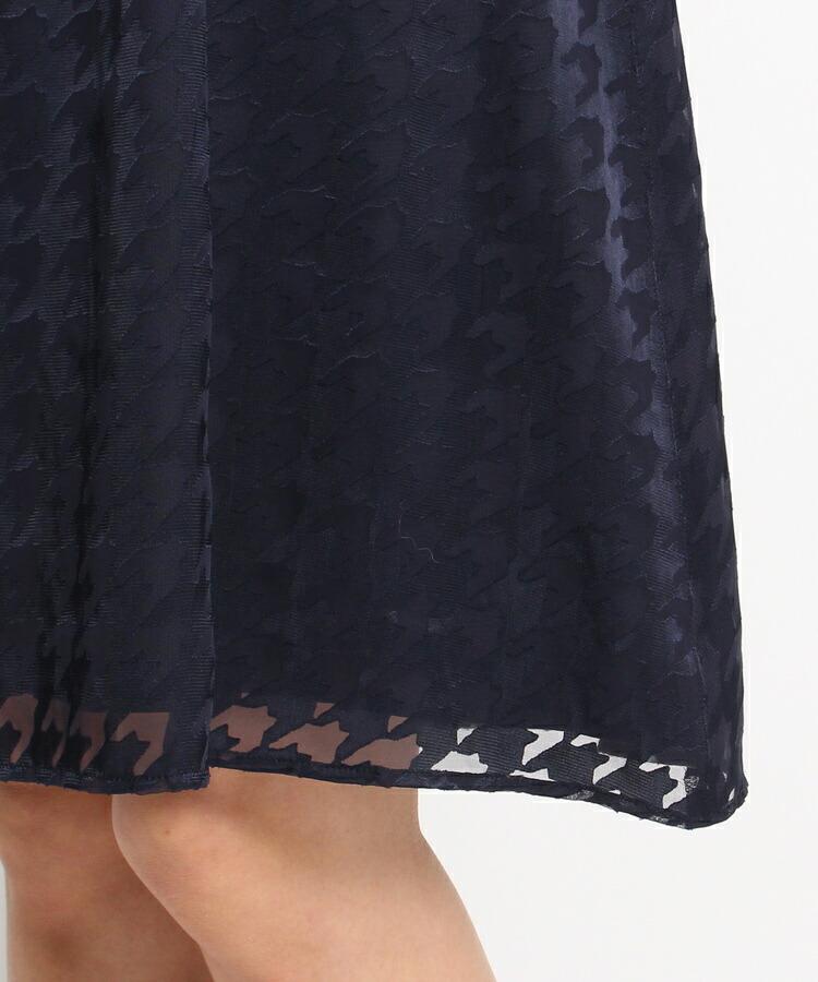BR101(リフレクト)通販|◆【洗える】オパール加工ワンピース