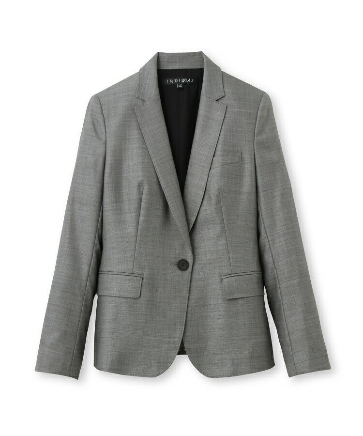 BR999(インディヴィ バイ)通販|[L]VチェルッティシャークSTジャケット