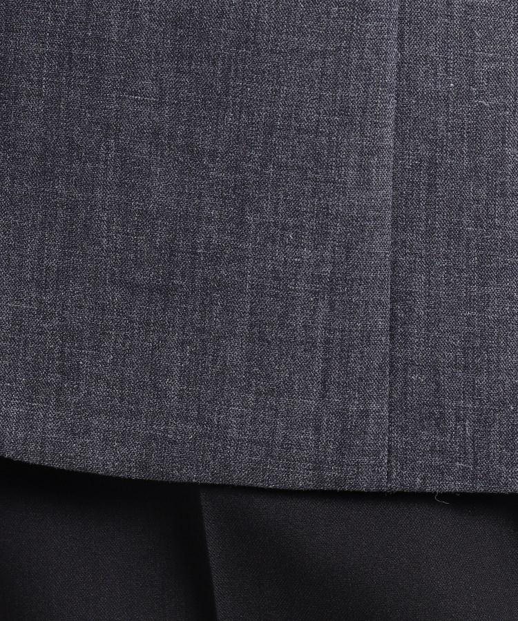 BR127(インディヴィ)通販|【ハンドウォッシュ】麻混テーラードジャケット