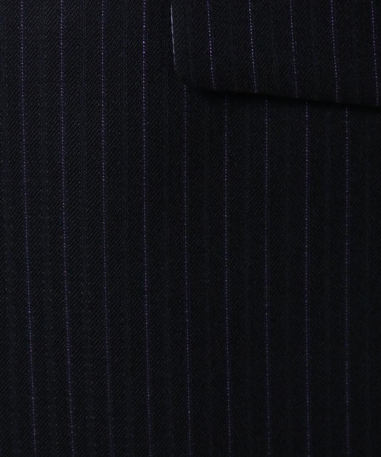 BR153(アンタイトル)通販 [L]ティエラミューズストライプテーラードジャケット