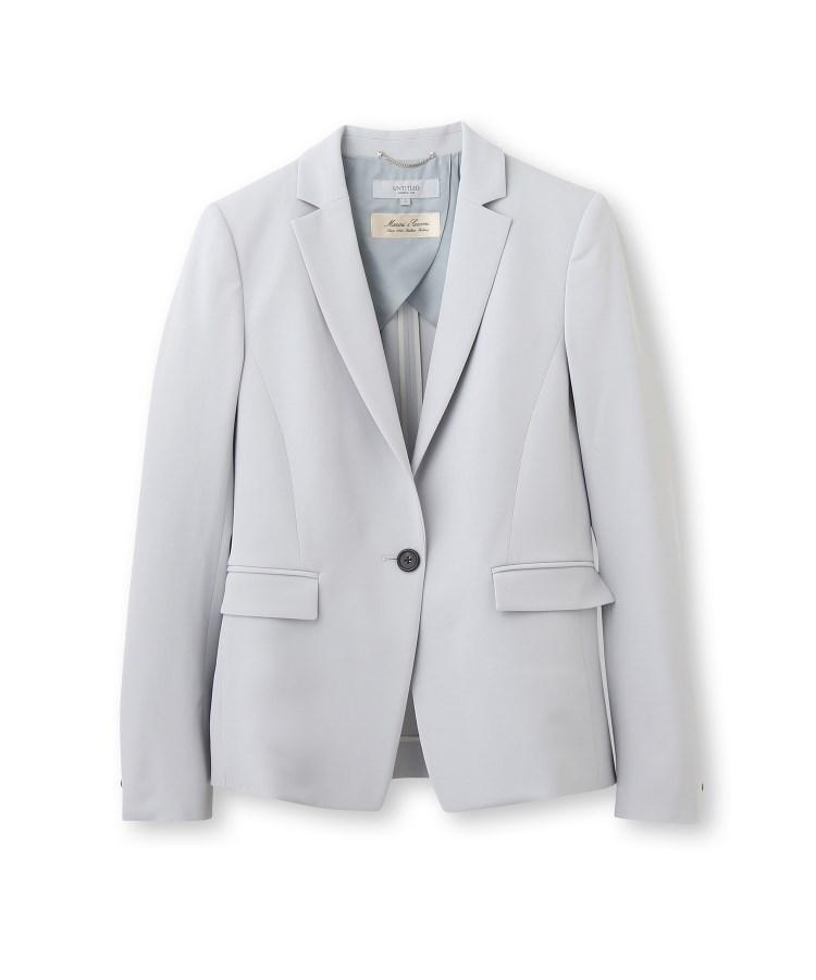 BRN29(アンタイトル エッセンシャルクルー)通販|ストレッチサイドベンツジャケット