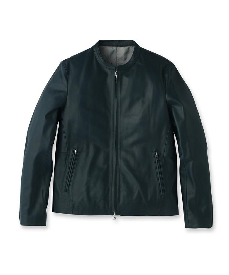 BR170(ティーケー タケオ キクチ)通販|ラムレザーシングルライダースジャケット