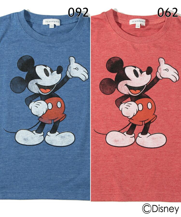 BR586(サンカンシオン(キッズ))通販 <ディズニー>半袖Tシャツ