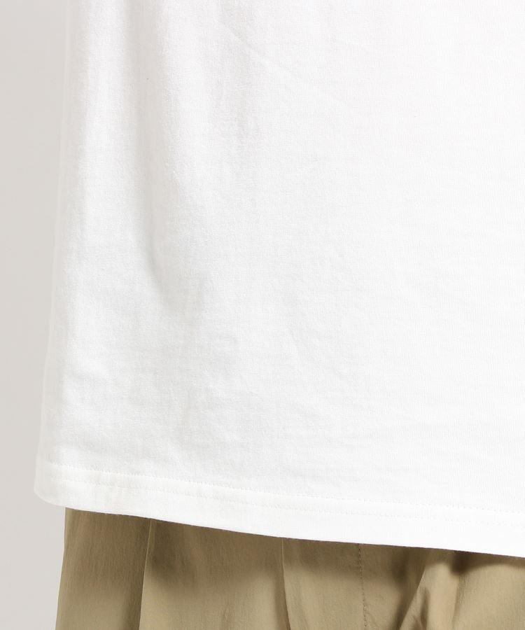 BR616(ザ ショップ ティーケー(メンズ))通販|カラーロゴプリントTシャツ
