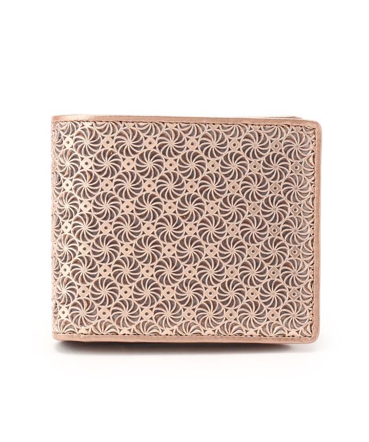 HIROKO HAYASHI(ヒロコ ハヤシ)通販|GIRASOLE(ジラソーレ) 二つ折財布(ピンク(072))