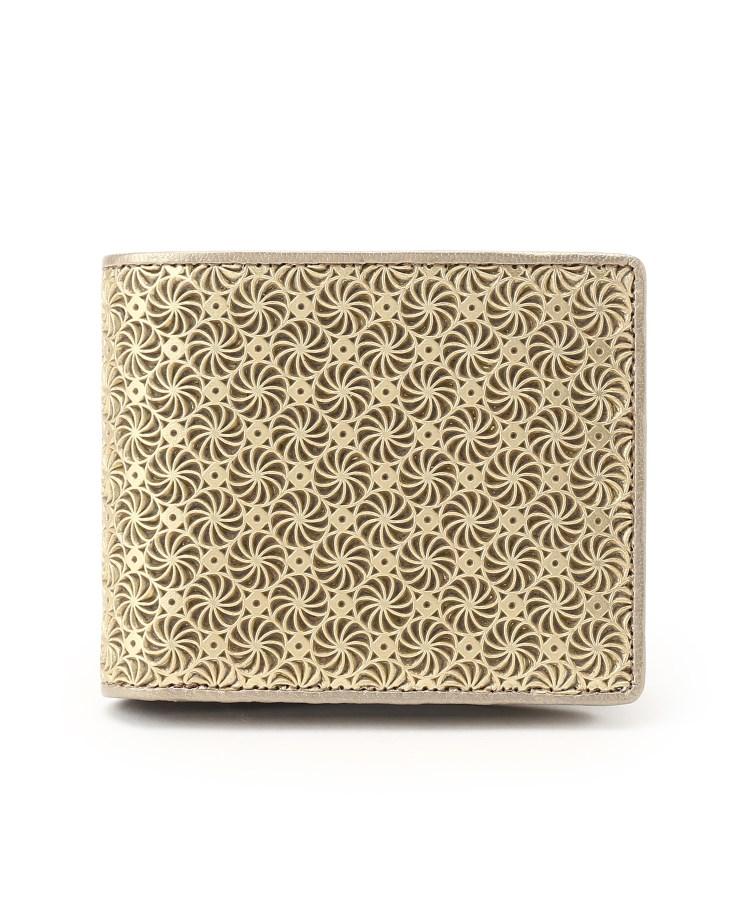 HIROKO HAYASHI(ヒロコ ハヤシ)通販|GIRASOLE(ジラソーレ) 二つ折財布(ゴールド(107))