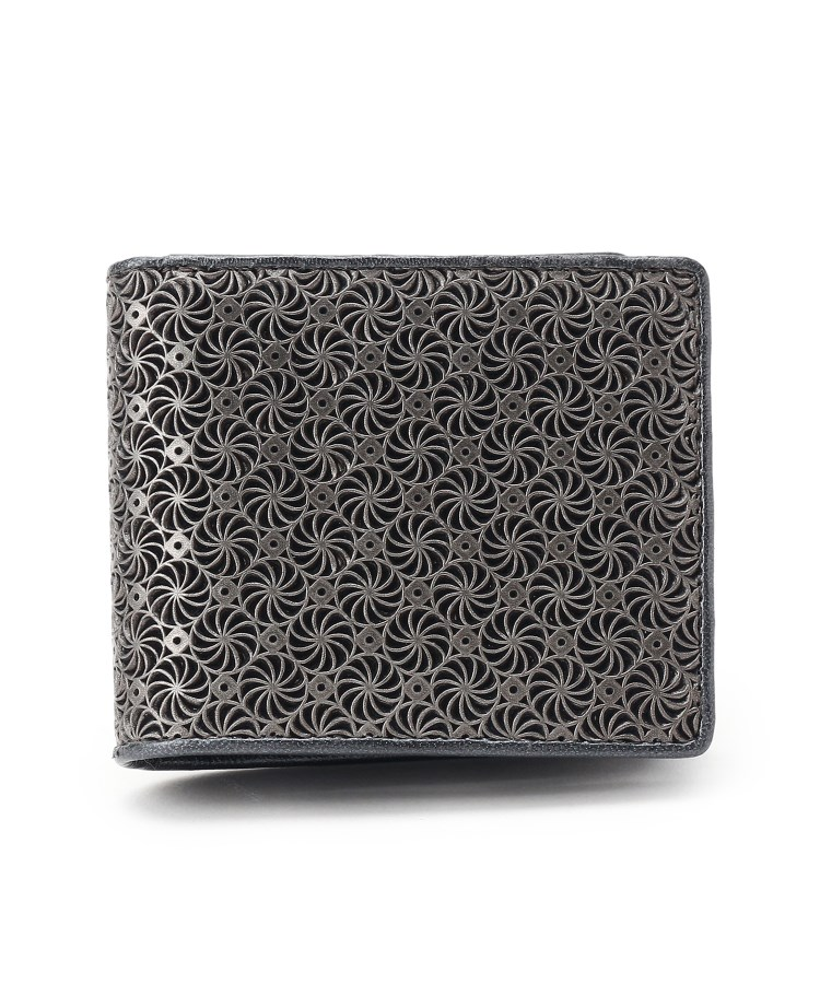 HIROKO HAYASHI(ヒロコ ハヤシ)通販|GIRASOLE(ジラソーレ) 二つ折財布(ブラック(119))