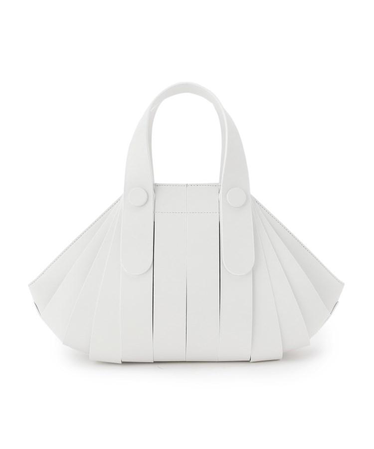 HIROKO HAYASHI(ヒロコ ハヤシ)通販|OSSO(オッソ) ハンドバッグ(ホワイト(010))