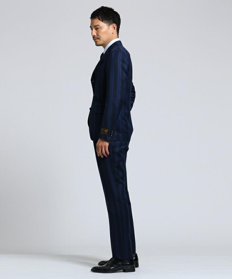 BR070(タケオキクチ)通販 ウィリアムハルステッド3Bスーツ[ メンズ スーツ ]