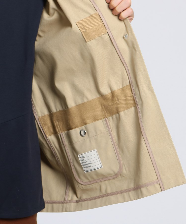 BR070(タケオキクチ)通販|GLOVERALL キャンバスコットンブルゾン